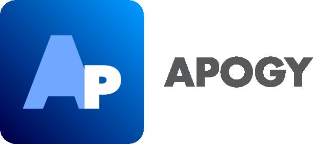 Apogy logo by Gemini CAD