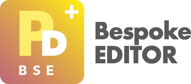 bespokeEDITOR logo by Gemini CAD