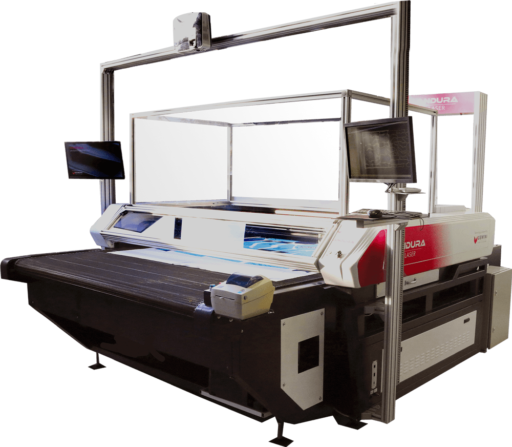 andura laser cutting machine by Gemini CAD Systems