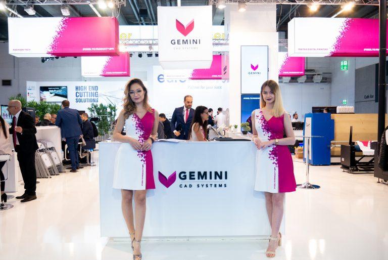 Texprocess 2019 gemini cad