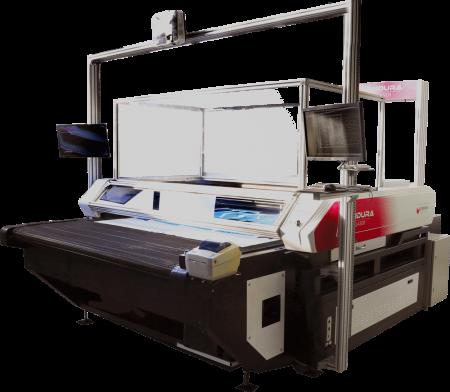 andura laser cutting machine by Gemini CAD Systems